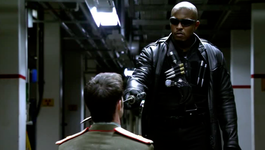 Blade: un immagine della serie televisiva
