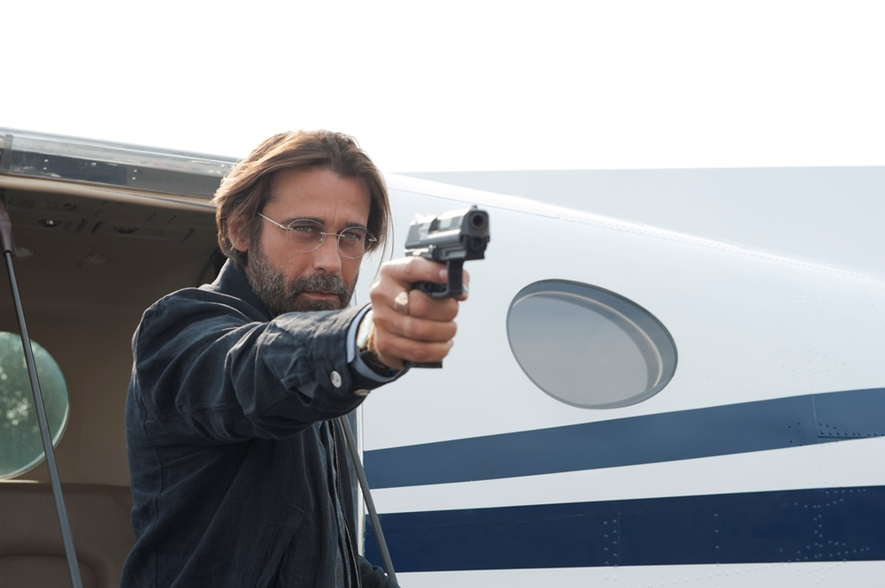 Criminal: Jordi Mollà in una scena del film