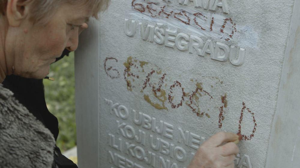 La linea sottile: un'immagine del documentario