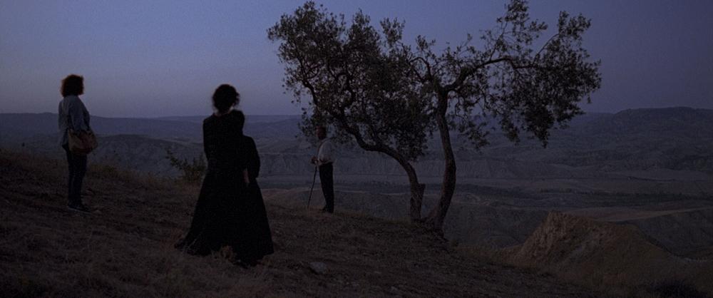 Montedoro: una scena del film