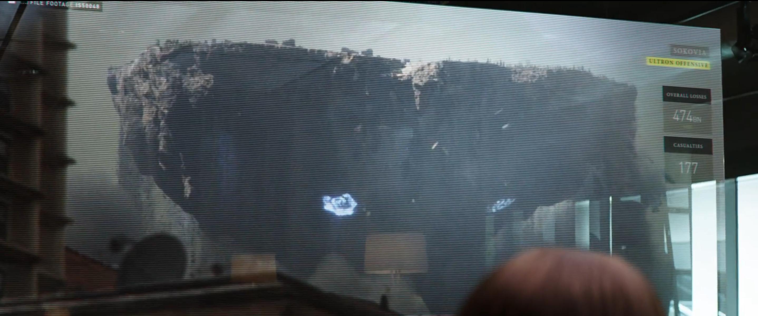 Captain America: Civil War: Scena di distruzione nel trailer 2 del film