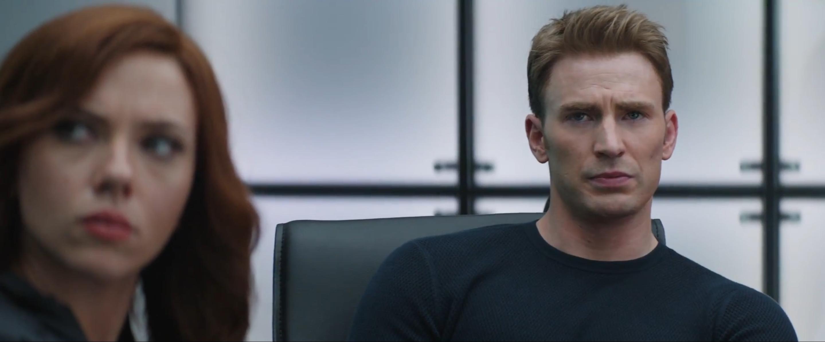 Captain America: Civil War: Chris Evans nel trailer 2 del film