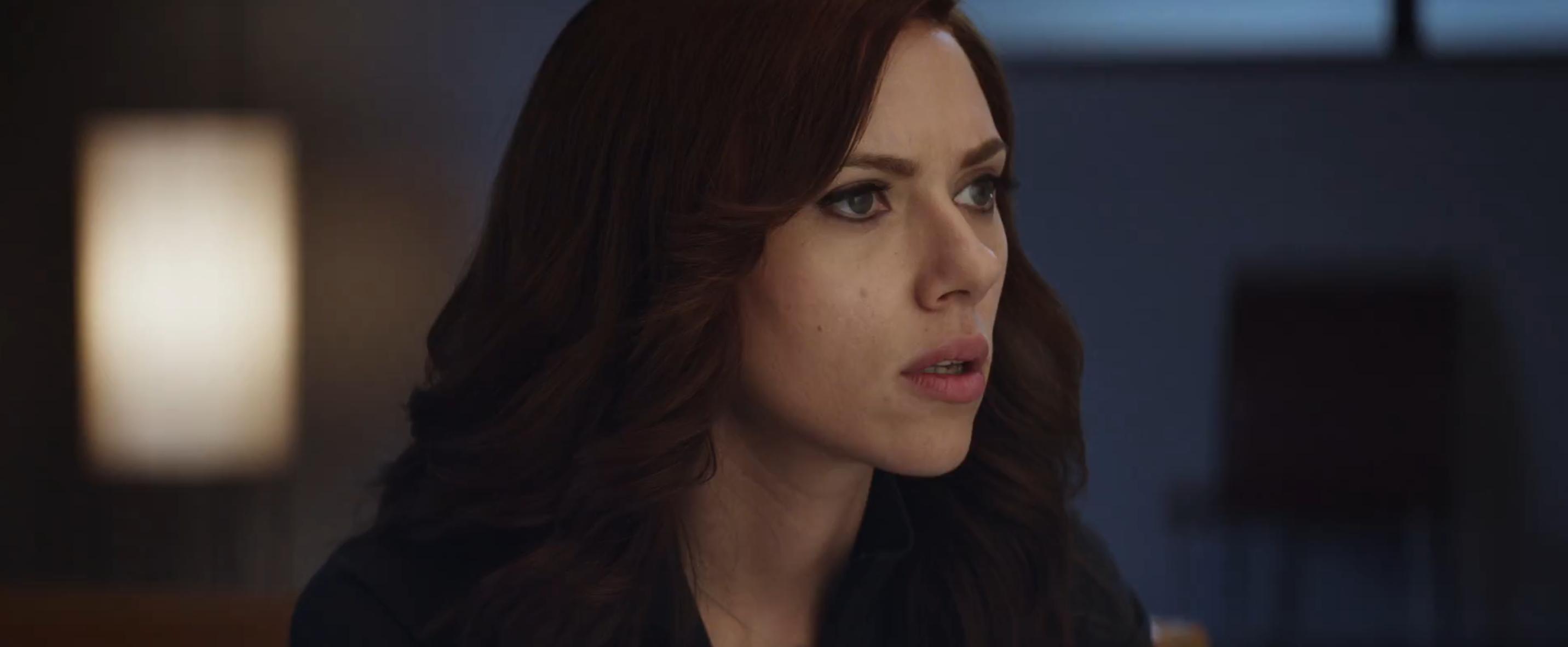 Captain America: Civil War: Scarlett Johansson nel trailer 2 del film