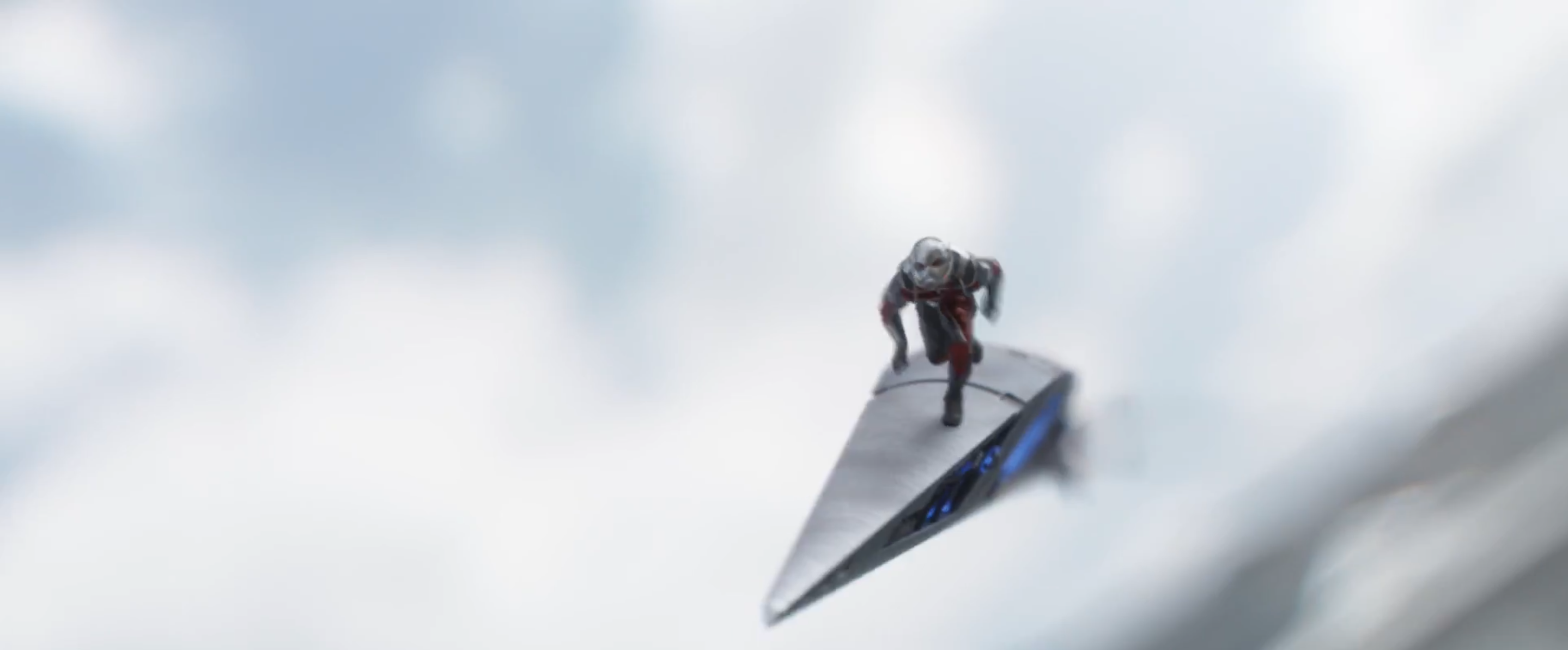 Captain America: Civil War: Ant-Man nel trailer 2 del film