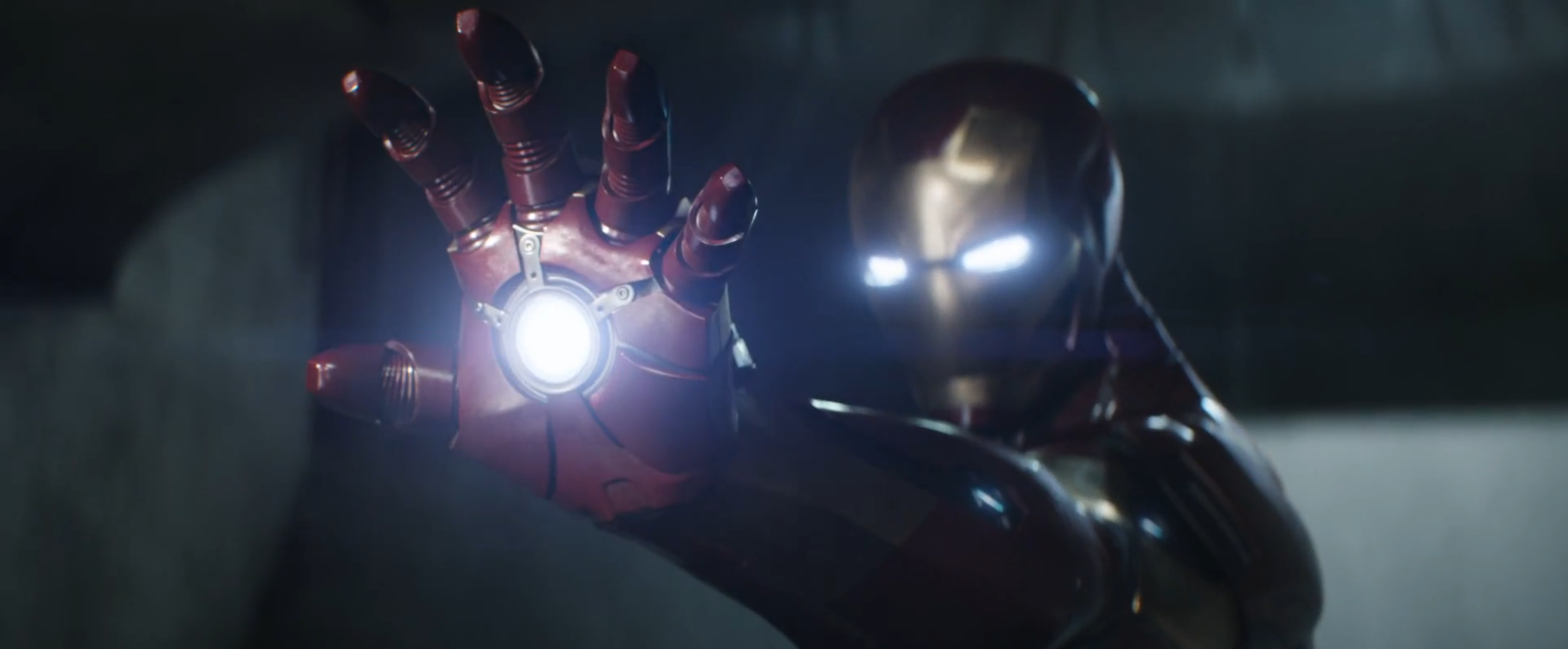 Captain America: Civil War: Iron Man nel trailer 2 del film