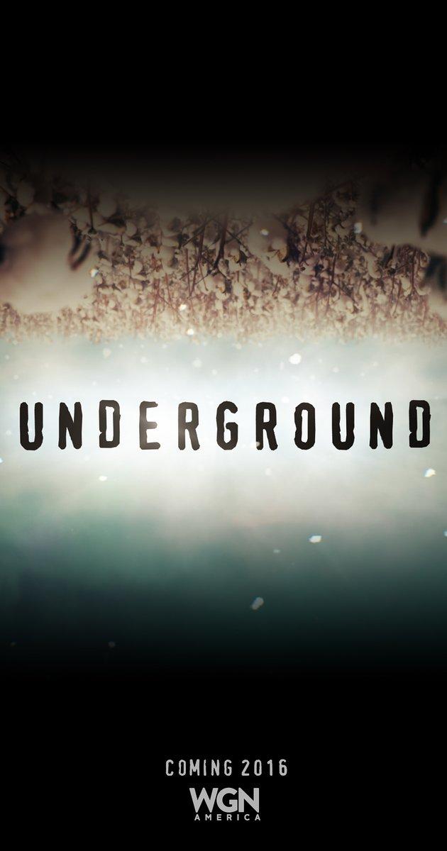 Underground: la locandina della serie