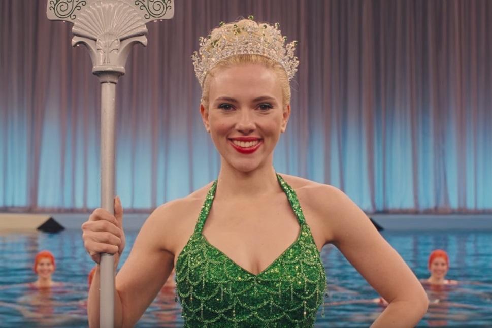 Scarlett Johansson in Ave, Cesare!