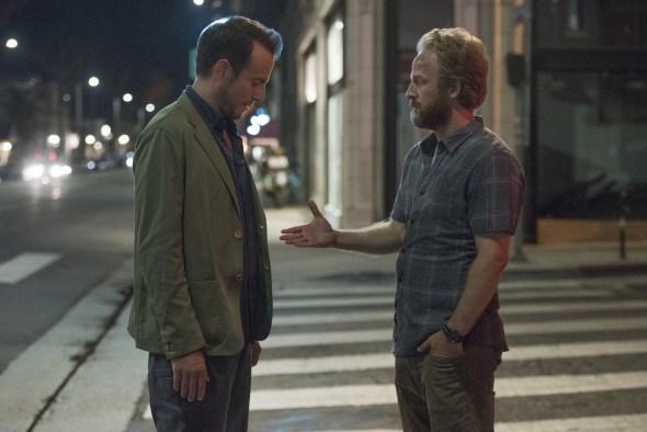 Flaked: Will Arnett e David Sullivan in una foto della serie