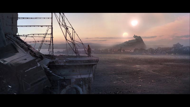 Star Wars: Il Risveglio della Foza - Un concept art realizzato per il film