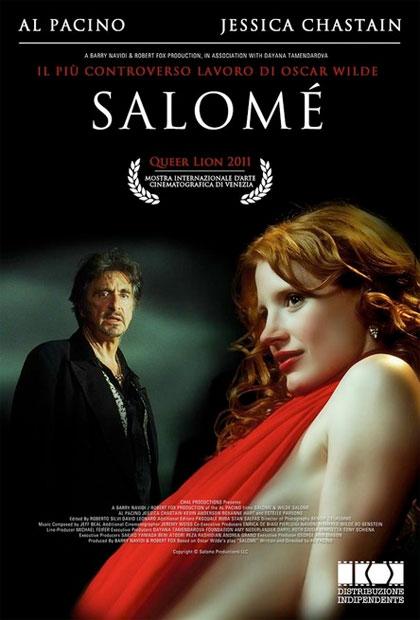Locandina di Salomé