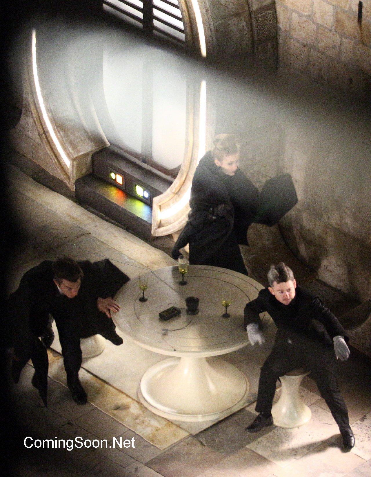Star Wars: Episodio VIII: una foto scattata durante le riprese a Dubrovnik