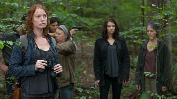 The Walking Dead: le trattative con Rick nell'episodio Nella stessa barca