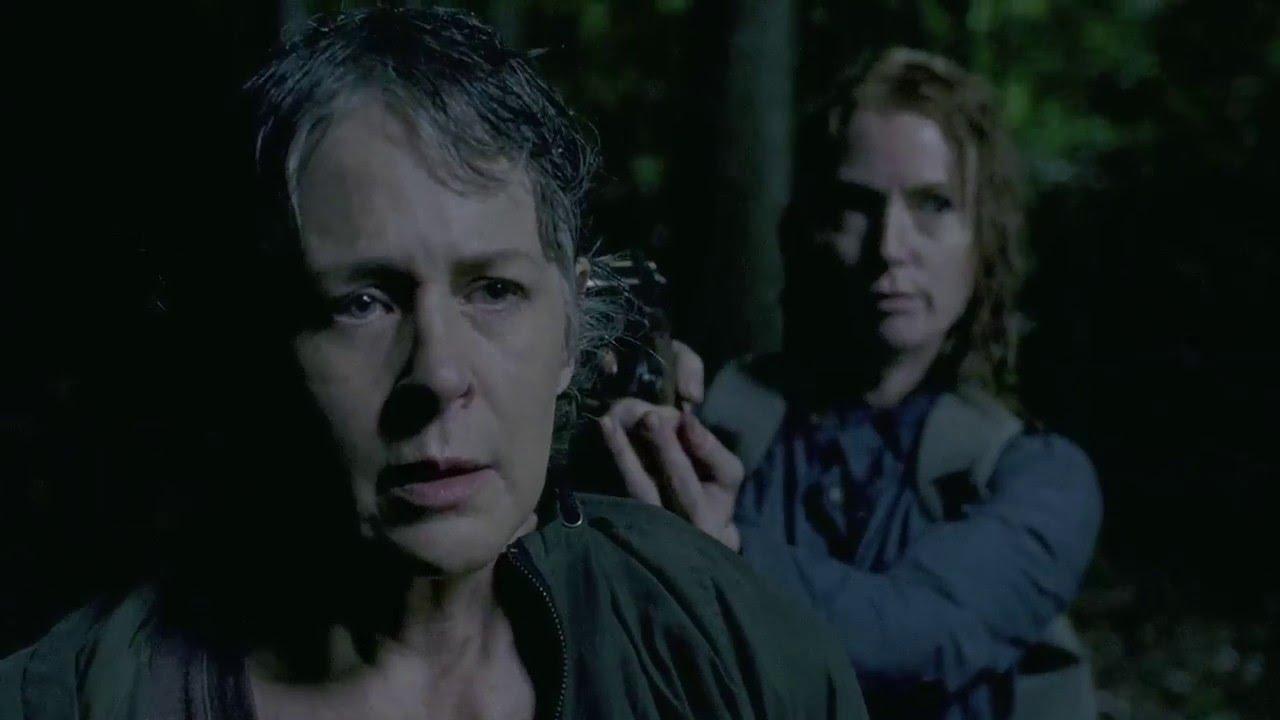 The Walking Dead: Carol viene minacciata da un membro del gruppo di Negan in Nella stessa barca