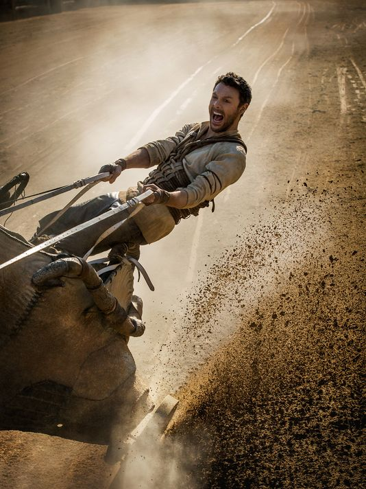 Ben Hur: Jack Huston in una foto del film