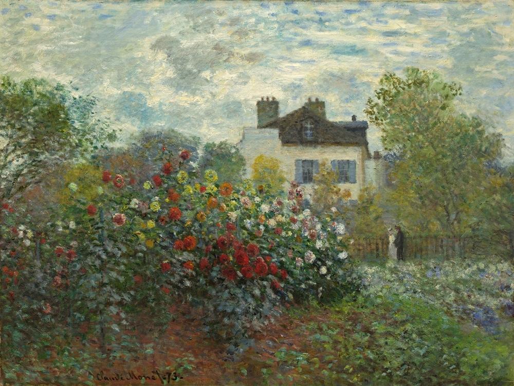 Da Monet a Matisse, l'arte di dipingere il giardino moderno: una delle molte opere d'arte mostrate nel documetnario