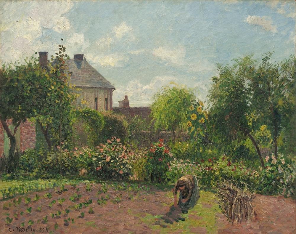 Da Monet a Matisse, l'arte di dipingere il giardino moderno: un'opera mostrata nel documetnario