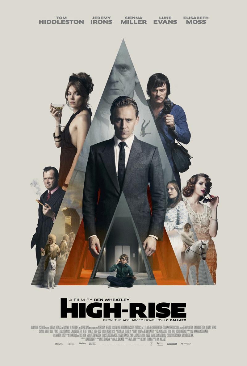 Hugh-Rise: una nuova locandina ufficiale del film