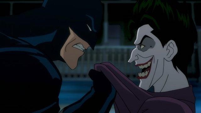 The Killing Joke: Batman v Joker nella prima immagine del film