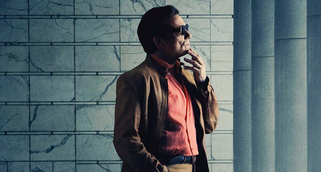 La macchinazione: Massimo Ranieri in un'immagine tratta dal film
