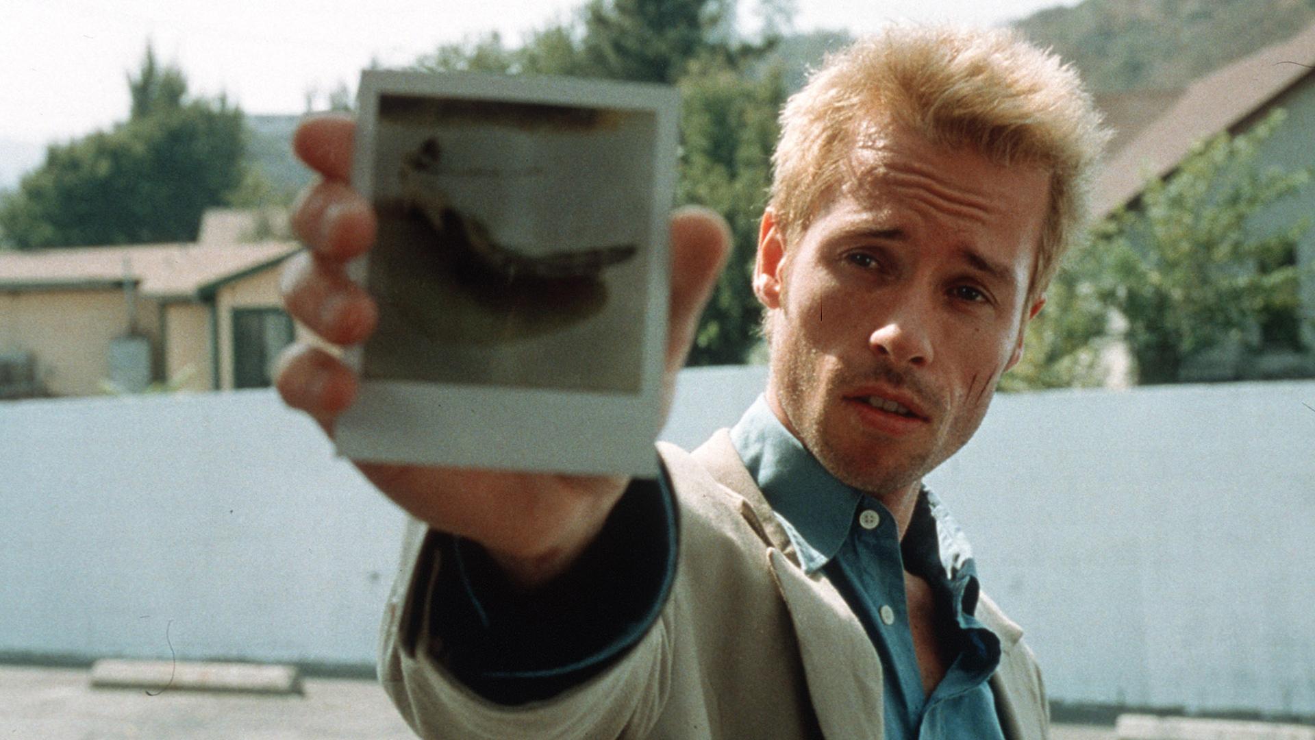 Memento: Guy Pearce