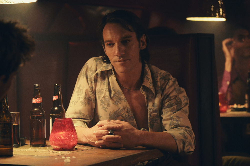 Stonewall: Jonathan Rhys Meyers in un momento del film