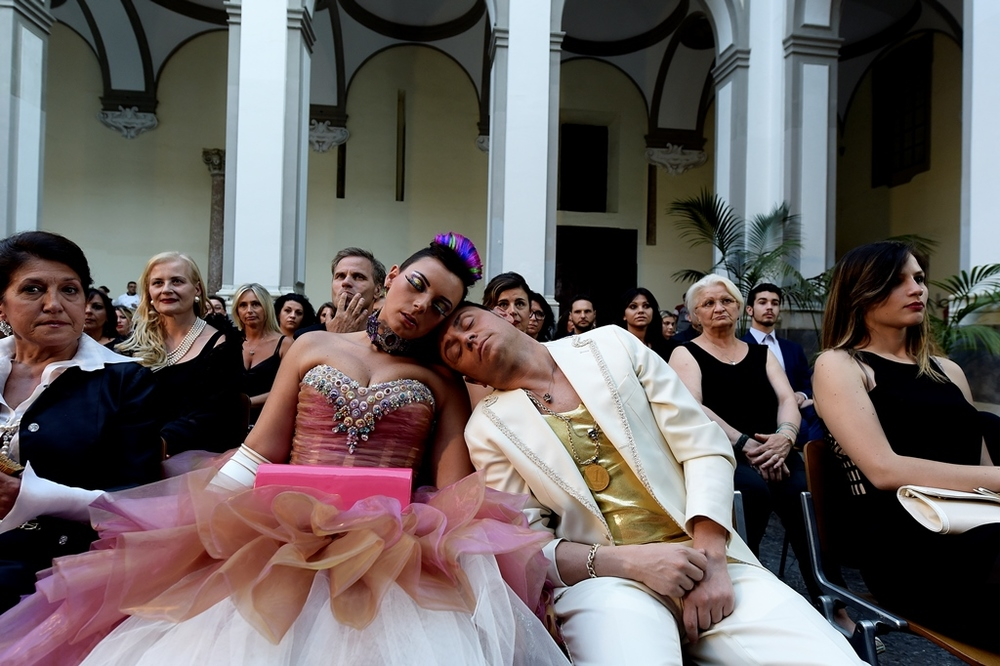 Vita, cuore, battito: Monica Lima ed Enzo Luppariello in una scena del film