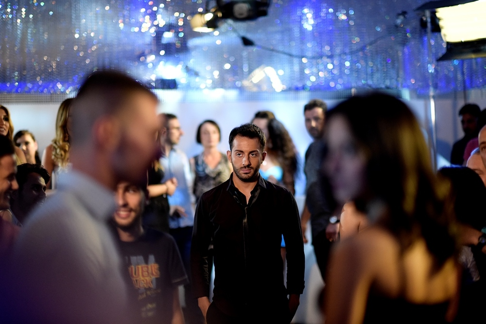 Vita, cuore, battito: Francesco Cicchella in una scena del film