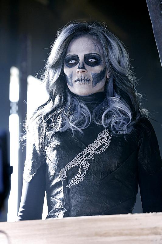 Supergirl: l'attrice Italia Ricci è Silver Banshee in World's Finest