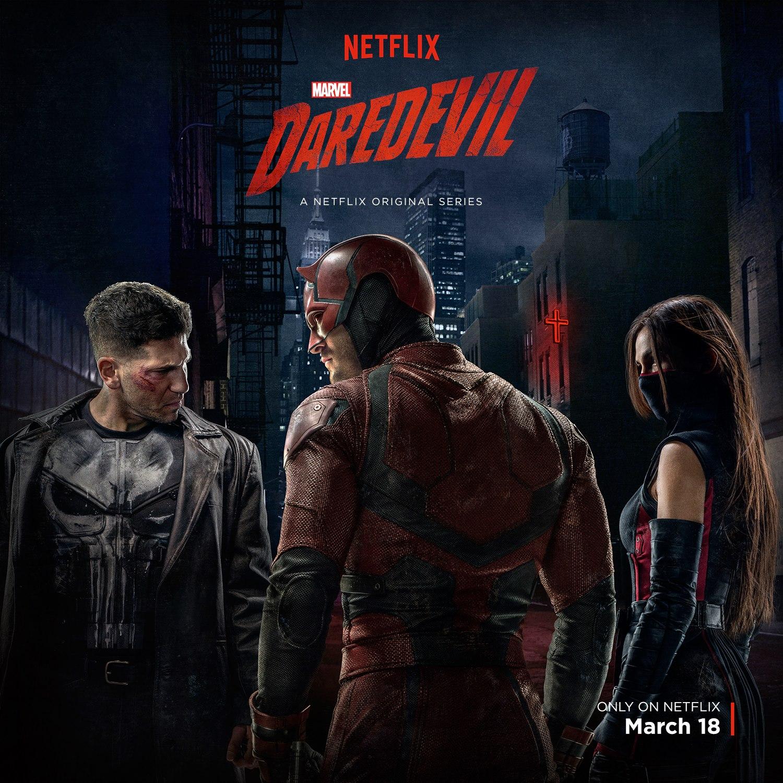 Daredevil: una foto promozionale della seconda stagione