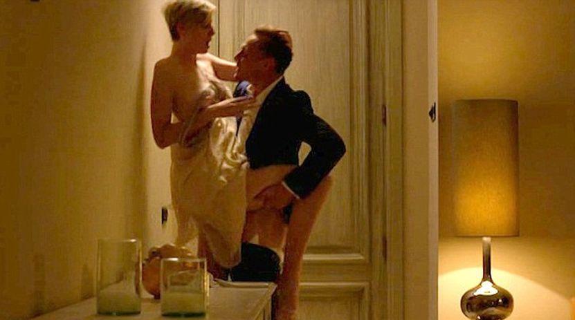 The Night Manager: scena di sesso per Tom Hiddleston ed Elizabeth Debicki