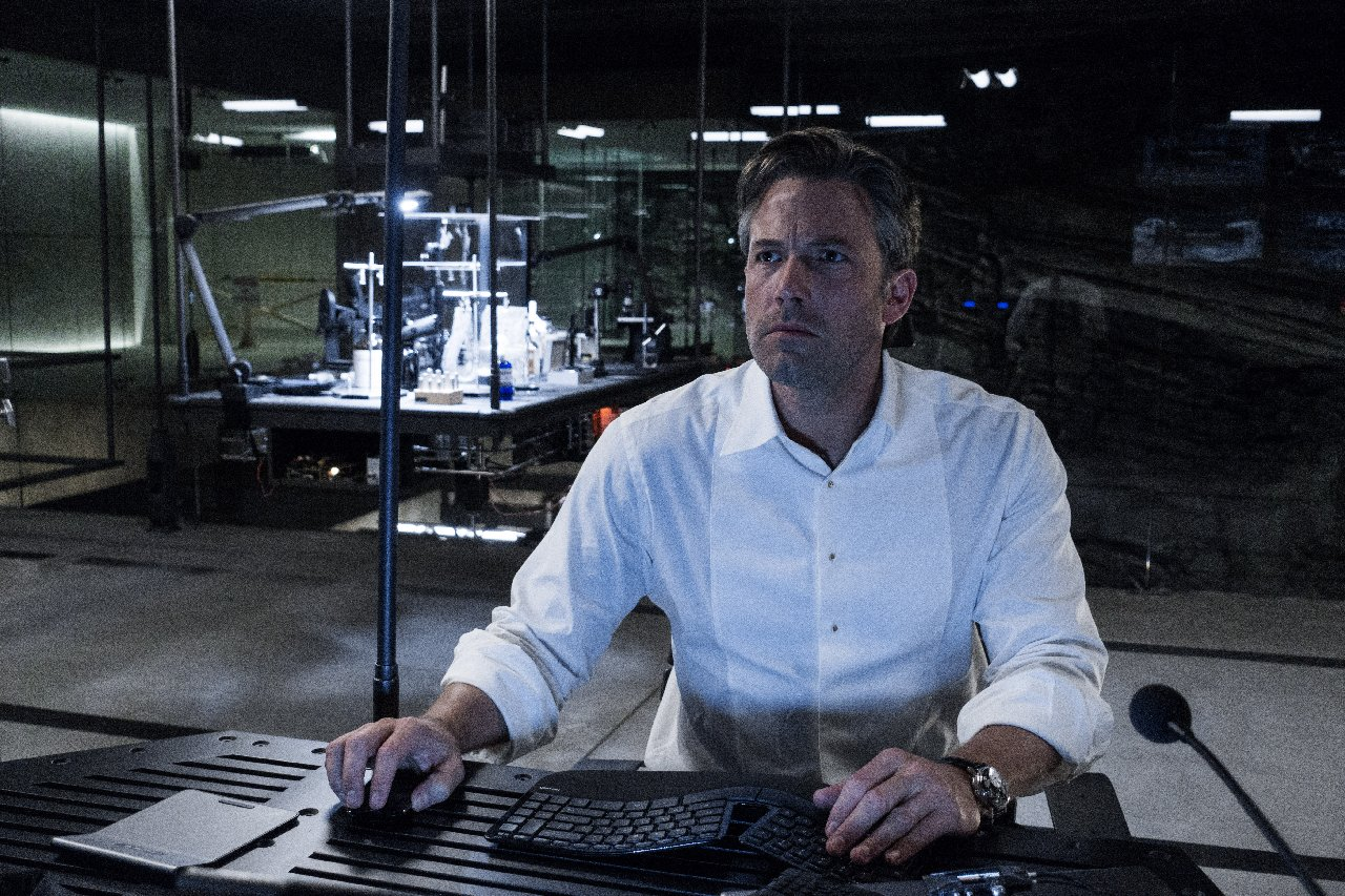 Batman v Superman: Ben Affleck interpreta Bruce Wayne nel film
