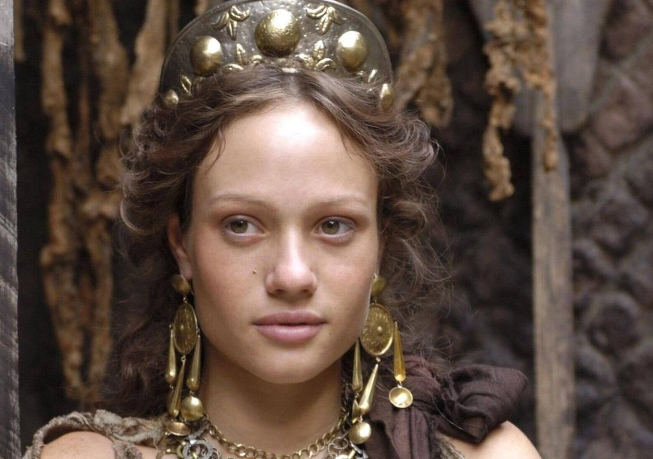 Roma: Chiara Mastalli interpreta Eirene