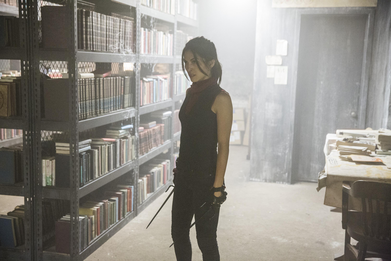 Daredevil 2: l'attrice Elodie Yung interpreta Elektra