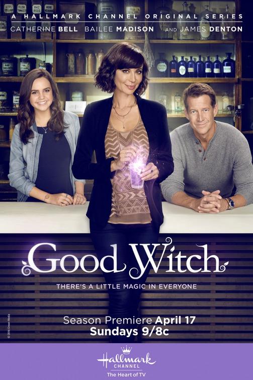Good Witch: un poster per la serie