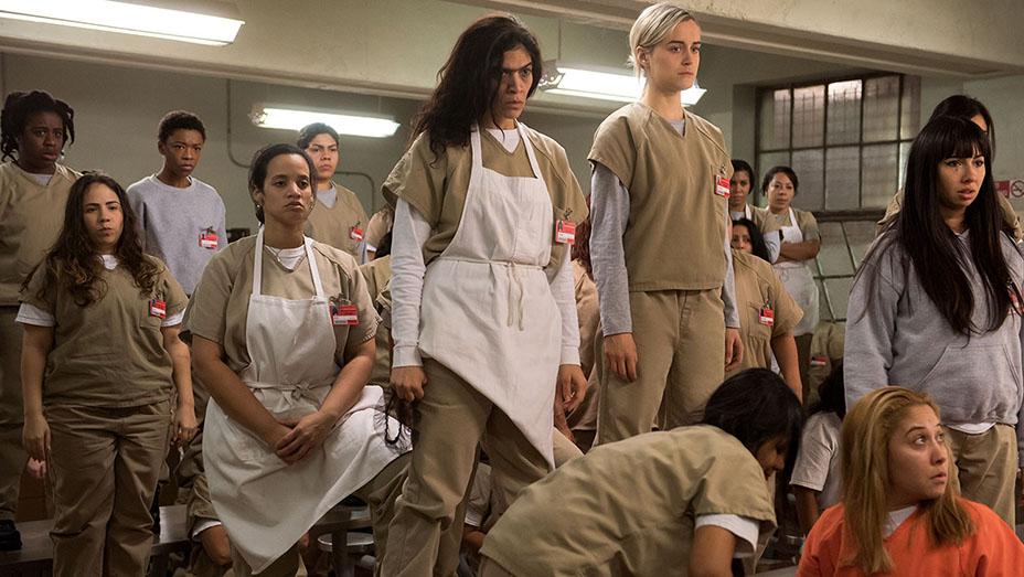 Orange is the New Black: una foto delle protagoniste nel carcere di Litchfield