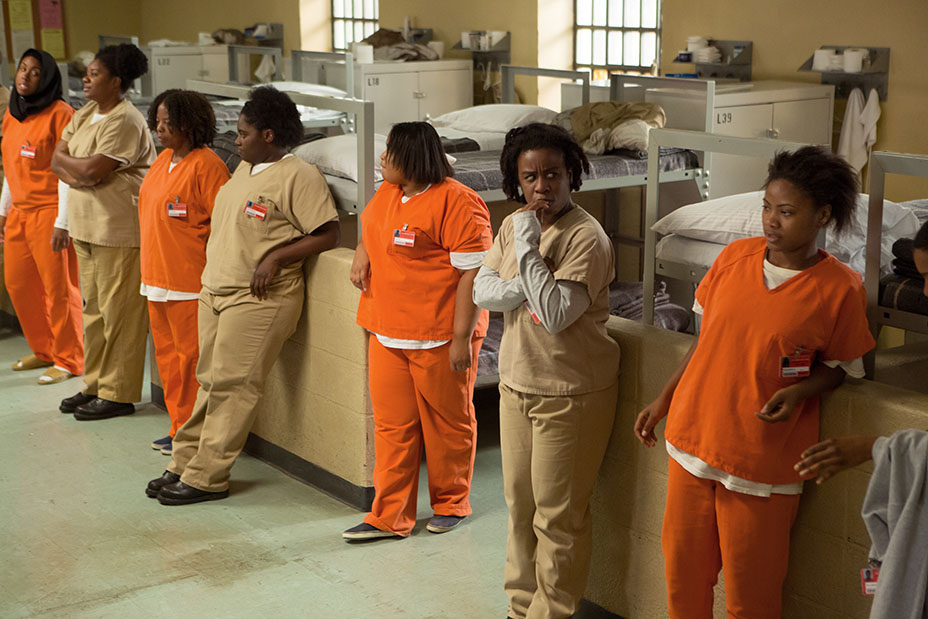 Orange is the New Black: alcuni membri del cast della serie Netflix