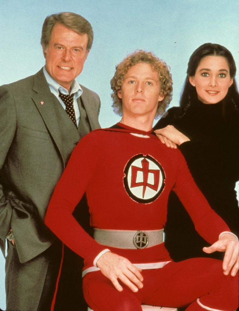 Ralph supermaxieroe: Robert Culp, William Katt e Connie Sellecca