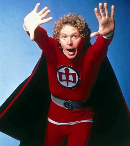 Ralph supermaxieroe: William Katt in una divertente foto promozionale