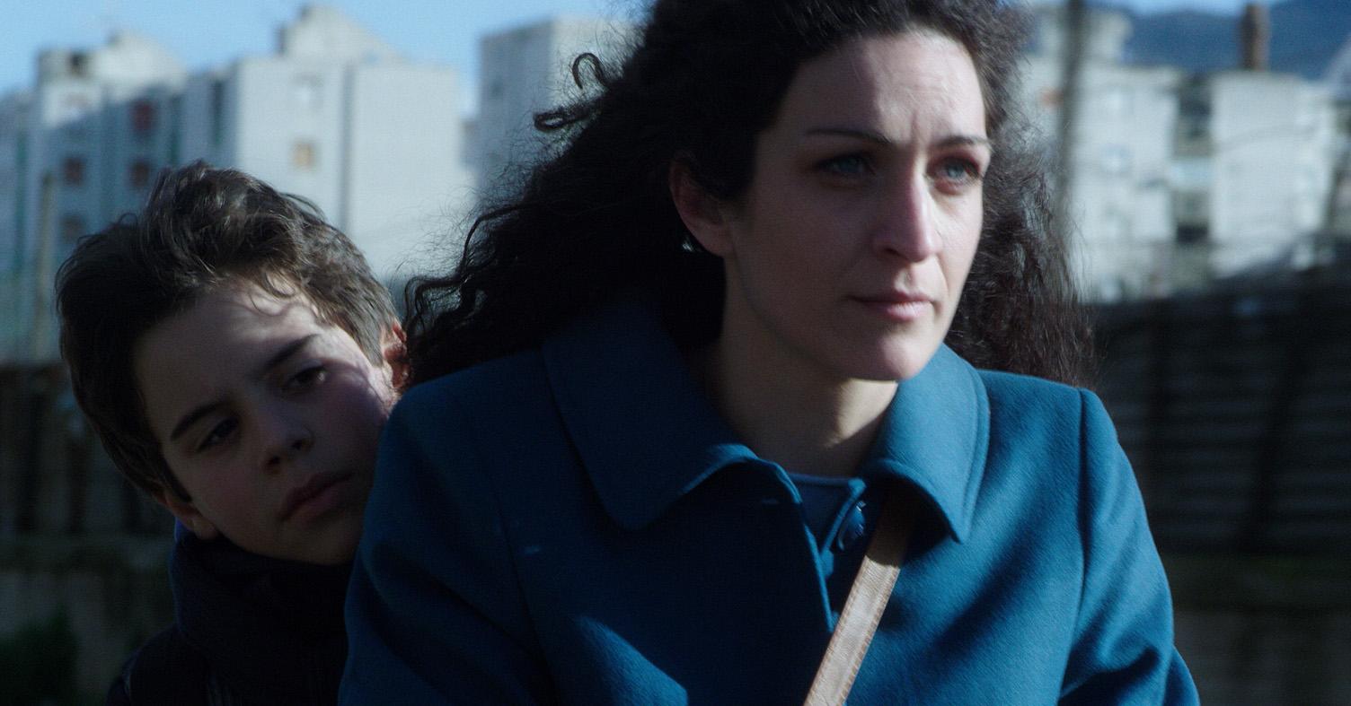 Il bambino di vetro: Vincenzo Ragusa e Chiara Muscato in una scena del film