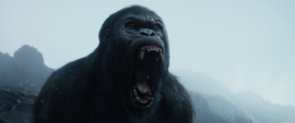 The Legend of Tarzan: un'immagine del film