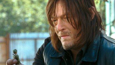 The Walking Dead: l'attore Norman Reedus nell'episodio Il secondo livello