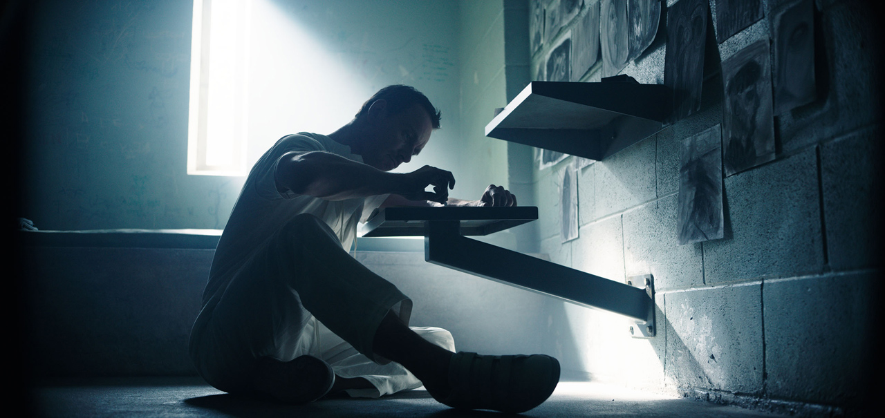 Assassin's Creed: Michael Fassbender al lavoro nei panni di Callum Lynch