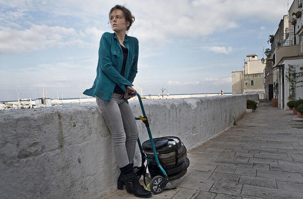 L'età d'oro: Eugenia Costantini in una scena del film