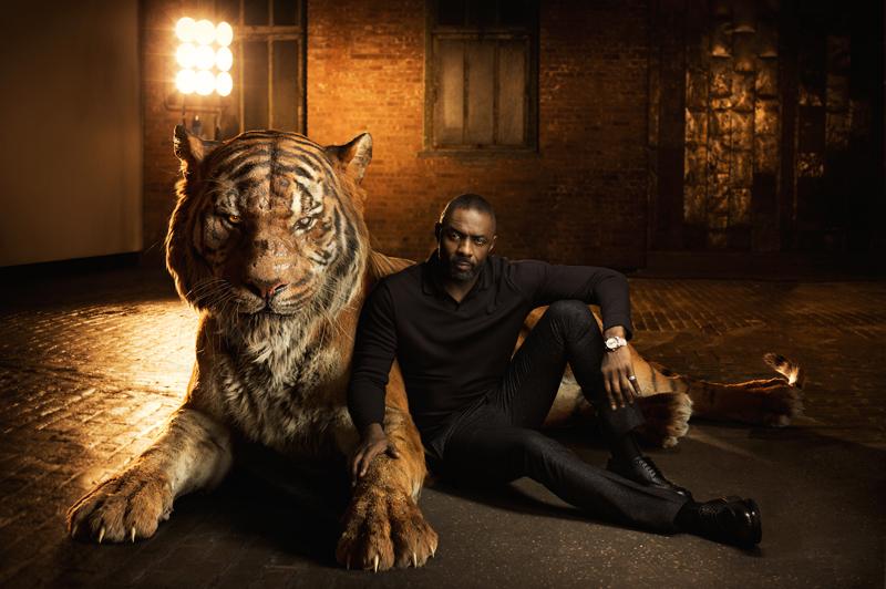 Il libro della giungla: Idris Elba accanto a Shere Khan