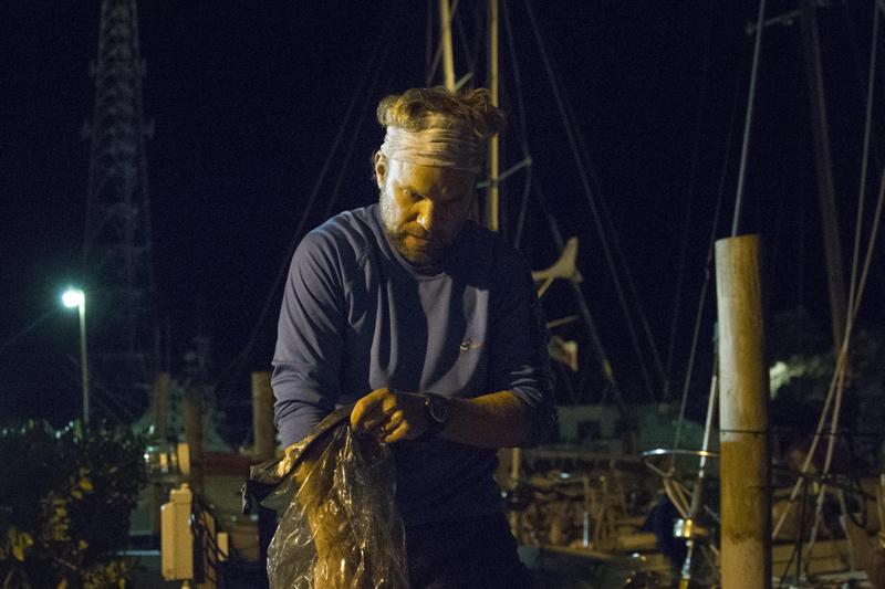 Bloodline: l'attore Norbert Leo Butz in una foto della seconda stagione