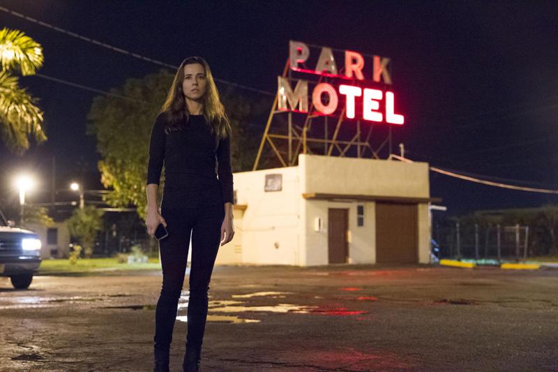 Bloodline: Linda Cardellini in una foto della seconda stagione