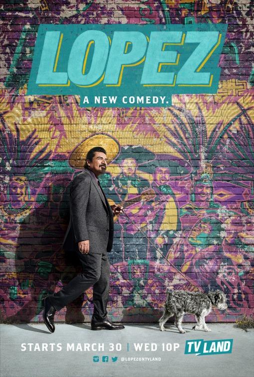 Lopez: la locandina della serie