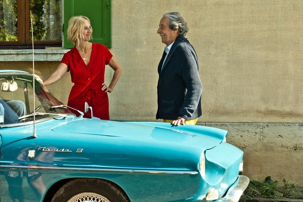 Florida: Jean Rochefort e Sandrine Kiberlain in una scena del film