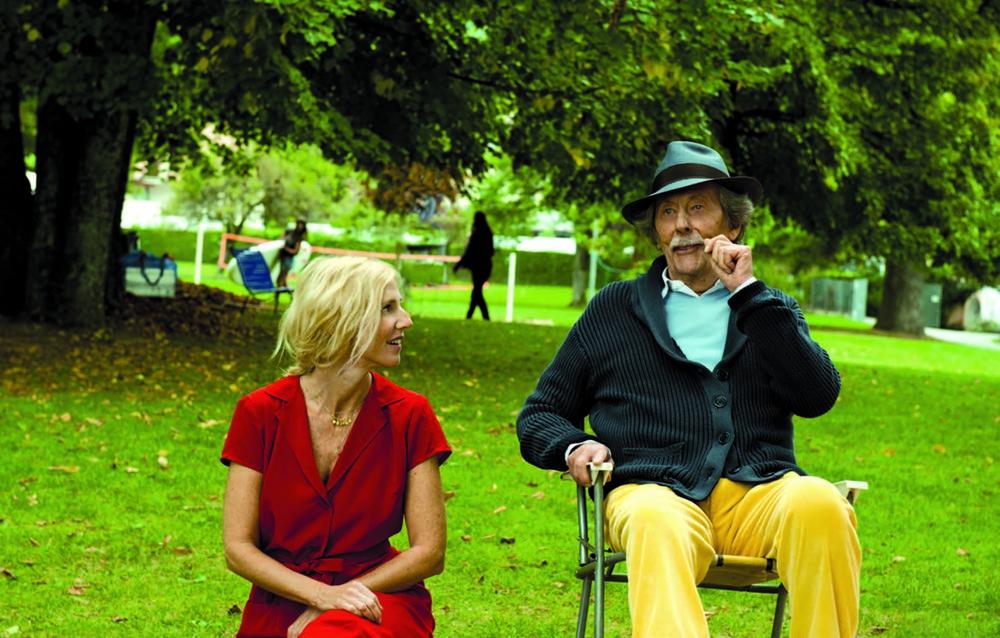 Florida: Jean Rochefort e Sandrine Kiberlain in un momento del film
