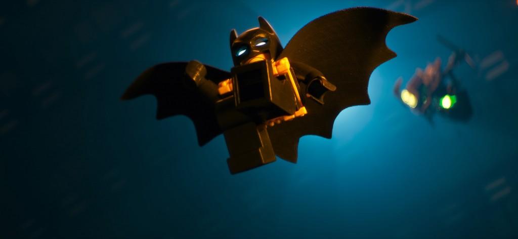Lego Batman - Il film: un momento del film d'animazione